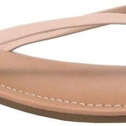 Cushionaire Women's Cora Flat Flip Flop Sandal with +Comfort   Amazon (US)