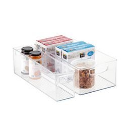 iDesign Linus Deep Drawer Bins   The Container Store