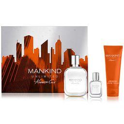 Men's 3-Pc. Mankind Unlimited Eau de Toilette Gift Set | Macys (US)
