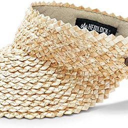 Hemlock Hat Co. Capri Visor | Amazon (US)