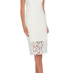 Lina Lace Sheath Dress | Nordstrom