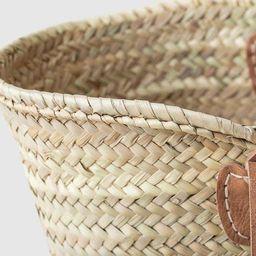 FRENCH BASKET  XL Market Basket  Handmade Moroccan Basket   Etsy   Etsy (US)