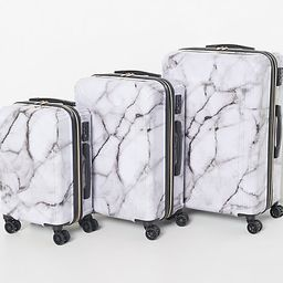 Triforce Luggage Set of 3 Spinner Luggage - Avignon   QVC
