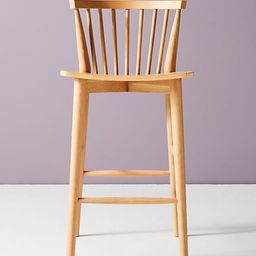 Remnick Counter Stool | Anthropologie (US)