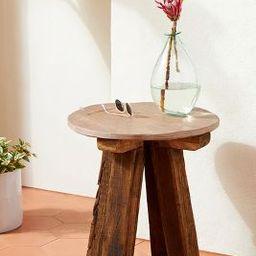 Slate Indoor/Outdoor Side Table | Anthropologie (US)