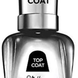 Sally Hansen Miracle Gel Nail Polish Shiny Top Coat, 101 Miracle Gel 3.0 Shiny Top Coat, 0.5 Fl O...   Amazon (US)