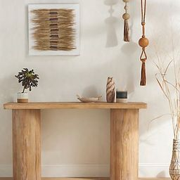 Margate Reclaimed Wood Console Table | Anthropologie (US)