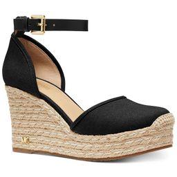 Women's Kendrick Espadrille Wedge Sandals | Macys (US)