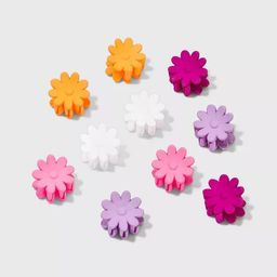 Flower Claw Clip Set 10pc - Wild Fable™ | Target