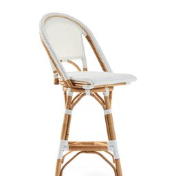 Riviera Swivel Counter Stool   Serena and Lily