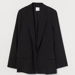 Long Jacket  $34.99   H&M (US)