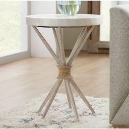Bennington Pedestal End Table | Wayfair North America