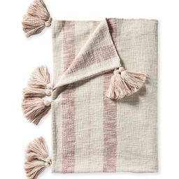 Swansea Cotton Throw | Serena and Lily