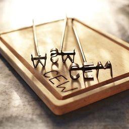 Monogrammed Steak Brand & Cutting & Carving Board   Williams-Sonoma