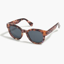 Round-frame sunglasses | J.Crew Factory