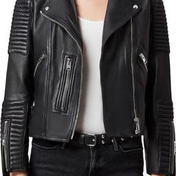 Estella Leather Biker Jacket | Nordstrom
