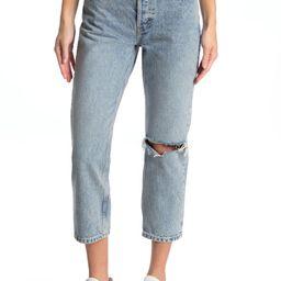 Premium Straight Leg Jeans | Nordstrom
