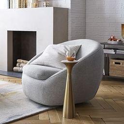 Cozy Swivel Chair | West Elm (US)