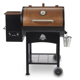 Pit Boss Classic 700 Sq. In. Wood Fired Pellet Grill with Flame Broiler   Walmart (US)