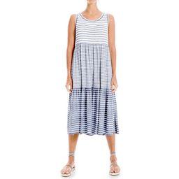 Max Studio Women's Sleeveless Midi Empire Jersey Dress | Walmart (US)