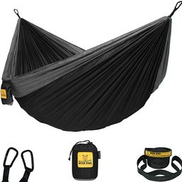 Wise Owl Outfitters Hammock Camping Double & Single with Tree Straps - USA Based Hammocks Brand G... | Amazon (US)
