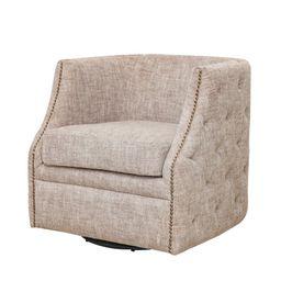 Dichiera 31.5'' Wide Swivel Armchair | Wayfair North America