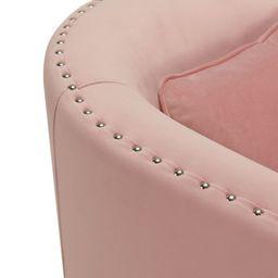 Abagail 29'' Wide Swivel Barrel Chair | Wayfair North America