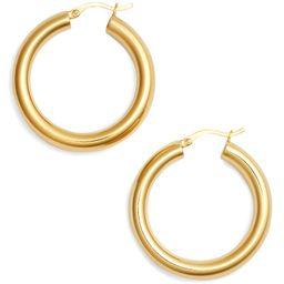 Argento Vivo Hoop Earrings | Nordstrom