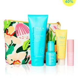 Radiance Routine Kit   Tula Skincare