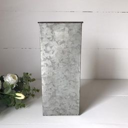 Metal Wall Pocket  Galvanized Planter   Etsy   Etsy (US)
