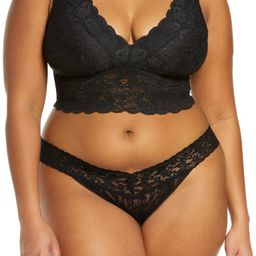 Never Say Never Curvy Plungie 2-Pack BralettesCOSABELLA   Nordstrom
