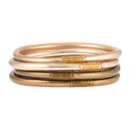 Fawn All-Weather Bangles, Size S-L   Neiman Marcus