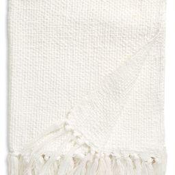 Woven Cotton Throw Blanket | Nordstrom