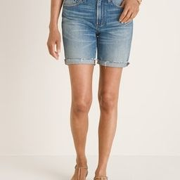 Relaxed Cotton Vintage Shorts   Chico's