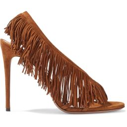AQUAZZURAWild Fringe 105 suede sandals | The Outnet (US and CA)