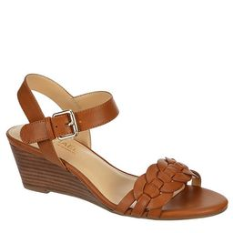 BROWN MICHAEL BY MICHAEL SHANNON Womens Spark Wedge Sandal   Rack Room Shoes