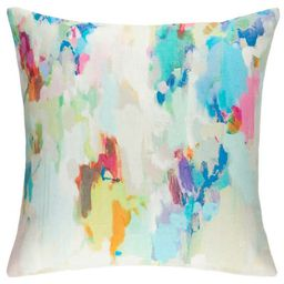 Cabana Bay Indoor/Outdoor Decorative Pillow | The Outlet | Annie Selke