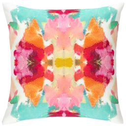 Sea Breeze Indoor/Outdoor Decorative Pillow | The Outlet | Annie Selke