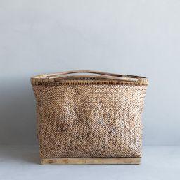 Verona Vintage Basket   McGee & Co.