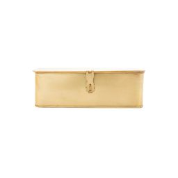 Rectangle Brass Boxes | McGee & Co.