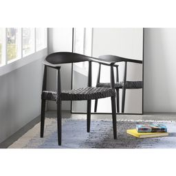 Archer Solid Wood Arm Chair | Wayfair North America