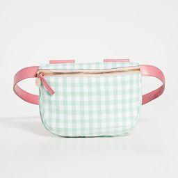 Gingham Fanny Pack | Shopbop