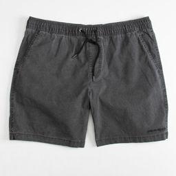 QUIKSILVER Taxer Mens Volley Shorts - BLACK - 360185100 | Tillys | Tillys