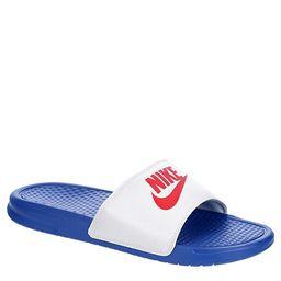 WHITE NIKE Mens Benassi Jdi   Rack Room Shoes