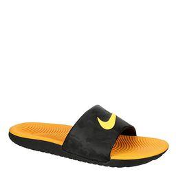 BLACK NIKE Mens Kawa Slide   Rack Room Shoes