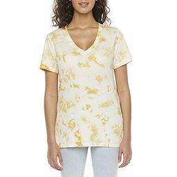 a.n.a Womens Short Sleeve T-Shirt   JCPenney