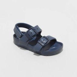 Toddler Ade Footbed Sandals - Cat & Jack™ | Target