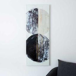 New!Neutral Abstract Circles I Canvas Art Print | Kirkland's Home