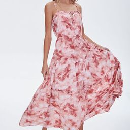 Tie-Dye Wash Maxi Dress | Forever 21 (US)