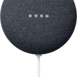 Nest Mini (2nd Generation) Smart Speaker with Google Assistant Charcoal GA00781-US - Best Buy   Best Buy U.S.